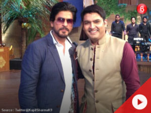 WATCH: Kapil Sharma clarifies about cancelling shoot with Shah Rukh Khan