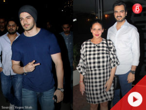 Watch: Esha DeoI, Sooraj Pancholi and some more celebs enjoy dinner at Yauatcha