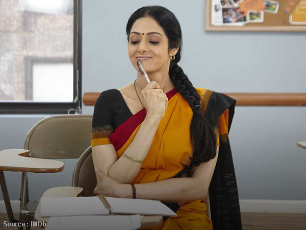 When Sridevi spoke 'English Vinglish', and returned on the big screen in an epic way!