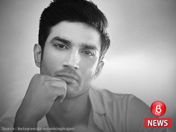 Confirmed! Sushant to be the male lead in 'The Fault In Our Stars' remake