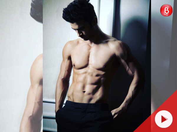 #Roadtofitness: Being chiseled with Sushant Singh Rajput