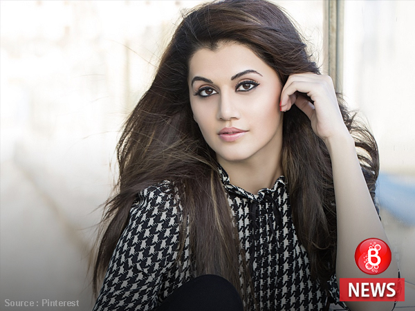 Taapsee reveals her character's name, from her next film 'Mulk'