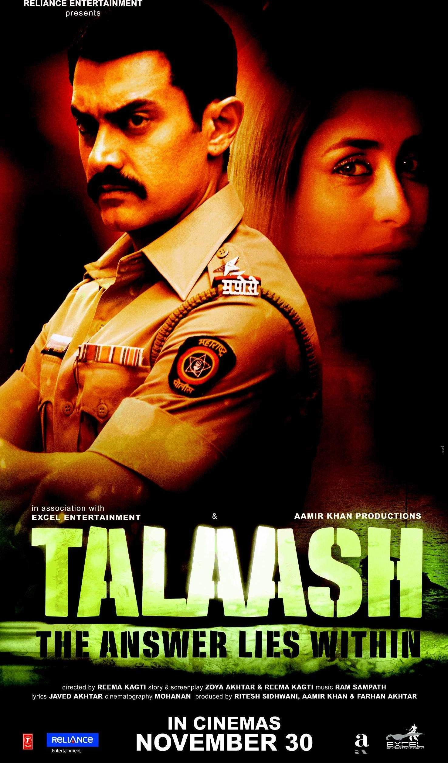 'Talaash: The answer lies within'