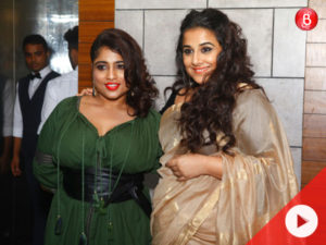 Watch: Vidya Balan and RJ Malishka talk about the success of 'Tumhari Sulu' trailer