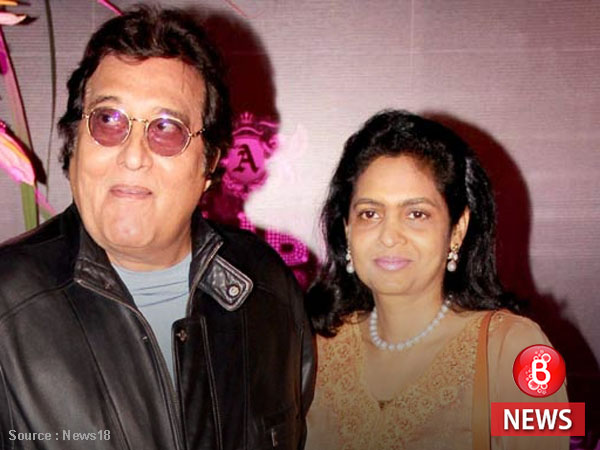 Late Vinod Khanna's wife remembers him on Karva Chauth