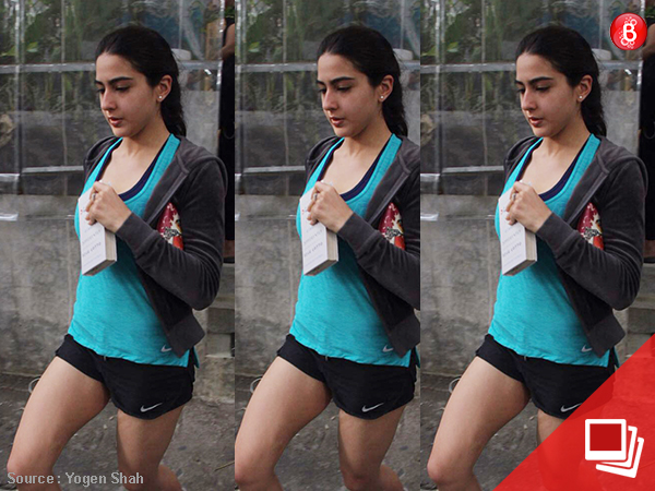 Sara Ali Khan can make a statement even in her casuals! VIEW PICS