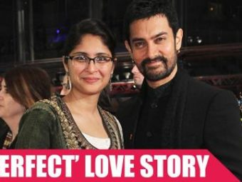#ReelToReal: That's How Aamir Khan and Kiran Rao's Love Story Started