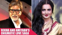 #ReelToReal - Rekha and Amitabh's Enigmatic Love Saga
