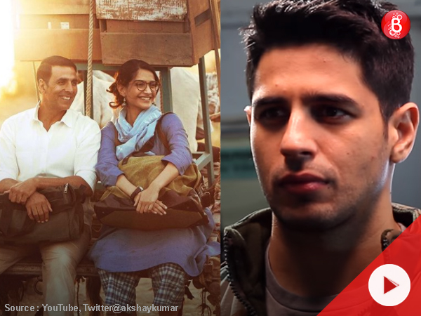 Watch: 'Aiyaary' confirmed to clash with 'padman', reveals this making video
