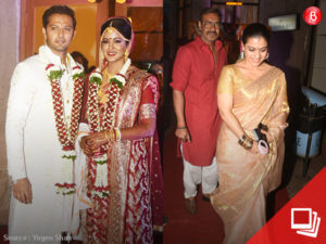 Vatsal Sheth and Ishita Dutta's wedding pictures