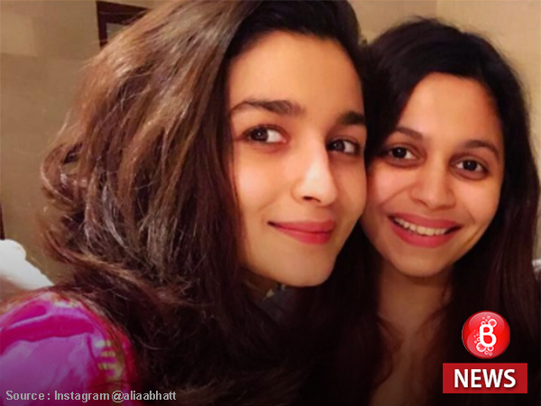 Alia's beautiful birthday message for sister Shaheen is pure sibling goals!
