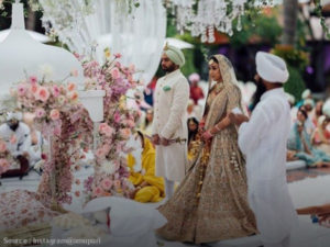 Amrita Puriwedding pictures