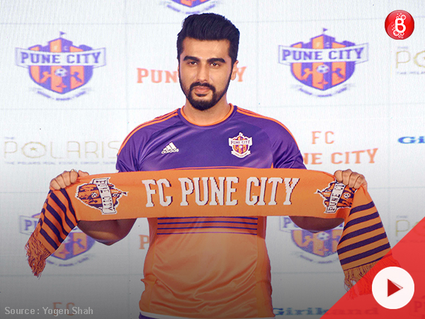 WATCH: Football Quotient with Arjun Kapoor