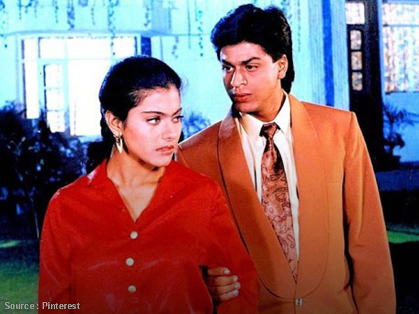 Baazigar: 24 Years of SRK's thriller that gave him his first Filmfare best actor trophy