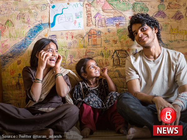 Ishaan Khatter wins the Best Actor Award even before his Bollywood debut