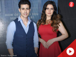 Watch: 'Aksar 2' trailer launch with hot Zareen Khan and Gautam Rode
