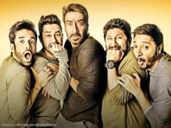Golmaal Again: The biggest Hindi Blockbuster of 2017. Enters 200 Crore club