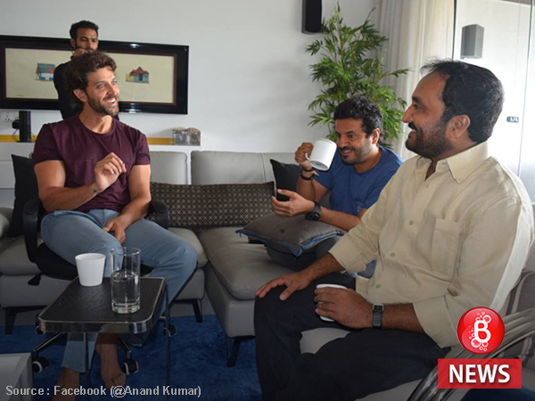 Super 30: Hrithik Roshan has less than a month to prep for this film