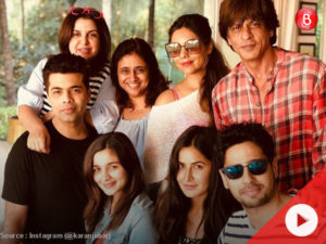 Inside PICS: Shah Rukh Khan's birthday celebration at Alibaug with Bollywood celebs