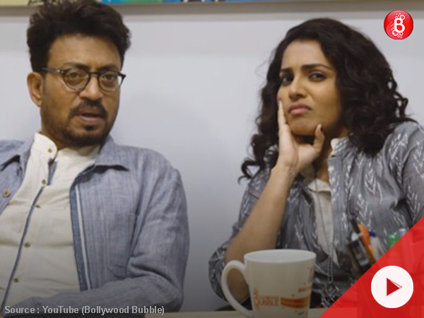 WATCH: Welcome to Irrfan Khan and Parvathy's dating consultancy