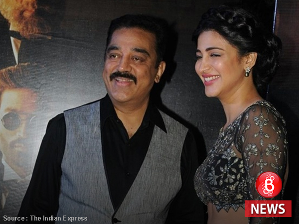 #HappyBirthdayKamalHaasan: Shruti has the sweetest message for her bapuji