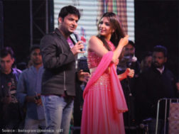 Monica Gill with Kapil Sharma