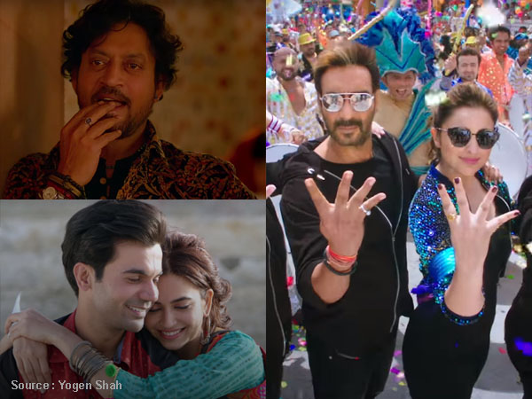 'QQS' and 'SMZA' disappoint in the first week, while 'Golmaal Again' does well