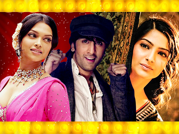 A decade-full of talent: Ranbir, Deepika, Sonam complete 10 years in Bollywood