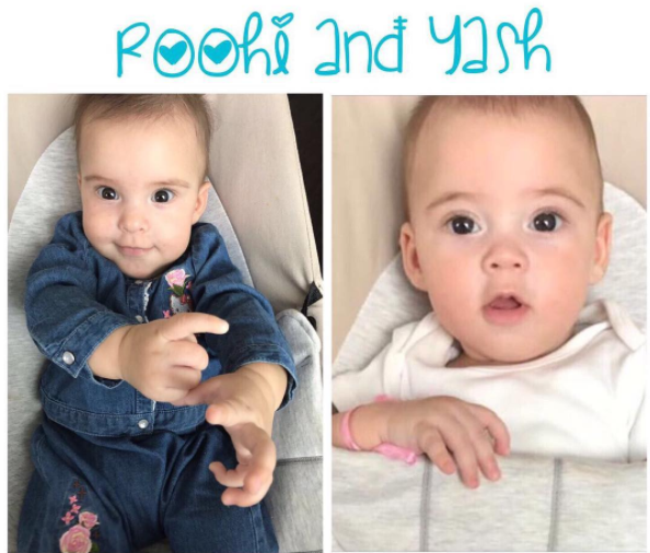 Roohi and Yash
