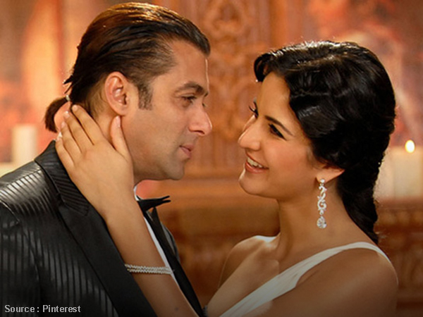 The day when Salman and Katrina romanced for the first time, and we melted