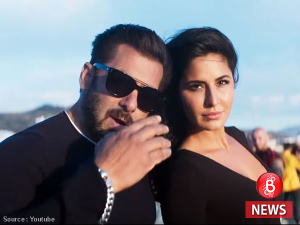 'Swag Se Swagat' BTS: Here's how Salman and Katrina's swag came on our screens