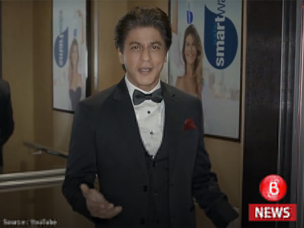 Whom is #TEDTalksIndiaNayiSoch for? SRK answers with his dimpled smile
