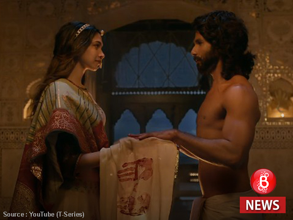 Padmavati: 'Ek Dil Ek Jaan' gives away a crucial hint about the climax