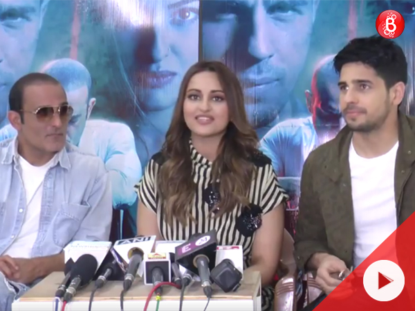 Watch: Sonakshi Sinha talks about her father's reaction on her film 'Ittefaq'