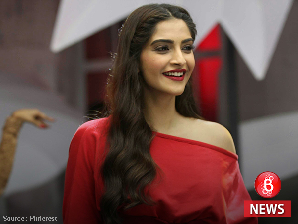 Sonam shares a heart touching letter penned by a fan, describes it as a motivation