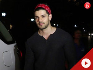 Watch: Sooraj Pancholi spotted at The Korner House, Bandra