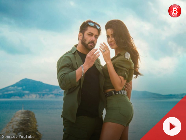 Swag Se Swagat: Salman-Katrina up the temperature in this instant HIT from 'TZH'