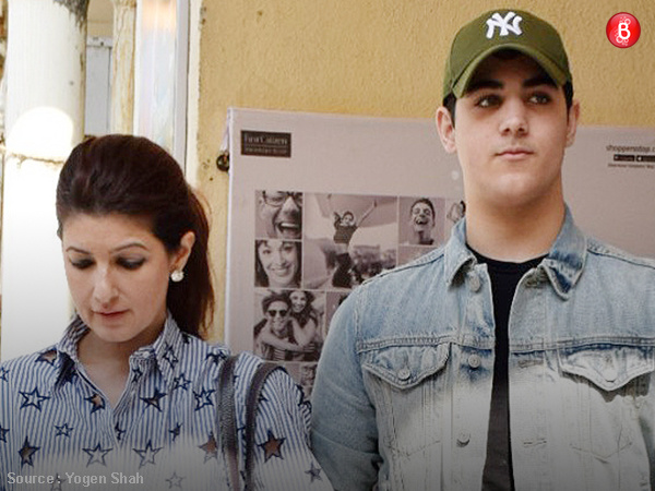 Do you agree? Twinkle Khanna looks younger than her son in these pictures