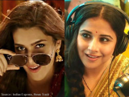 female characters of Bollywood