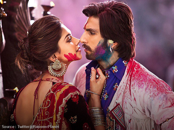 The day when Ranveer and Deepika set our screens on fire as Ram and Leela