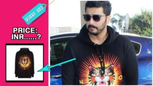 OMG! Arjun Kapoor is spreading LOVE at this COST!