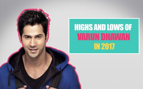 THROWBACK: Varun Dhawan's 2017 Looks Like This !
