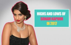 THROWBACK: Sonam Kapoor's 2017 Looks Like This!