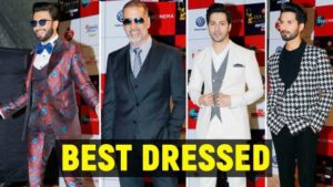 Best Dressed Actors At Zee Cine Awards 2018