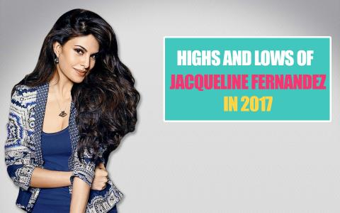 THROWBACK: Jacqueline Fernandez's 2017 Looks Like This!