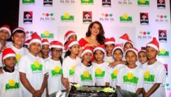 Kangana Ranaut Celebrates Christmas With Smile Foundation Kids