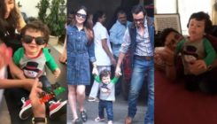 Taimur Ali Khan's Cute Christmas Moments - VIDEO