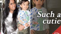 Salman Khan's nephew Ahil is the cutest poser we have ever seen. PROOF IN PICS