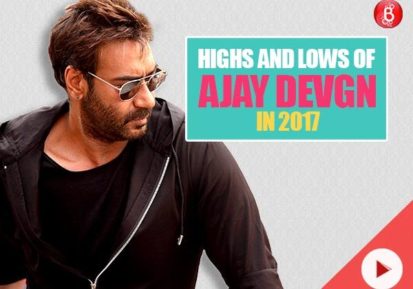 THROWBACK: Ajay Devgn's 2017 Looks Like This!