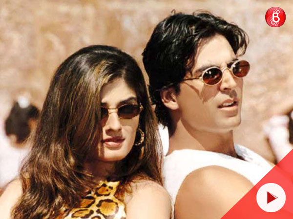 #ReeltoReal Love Stories: Akshay and Raveena's Blazing Romance